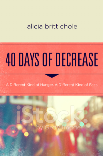 40 Days of Decrease is here!